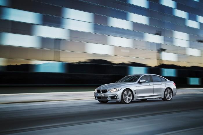 BMW 4 Series 2014, Photo: Fabian Kirchbauer