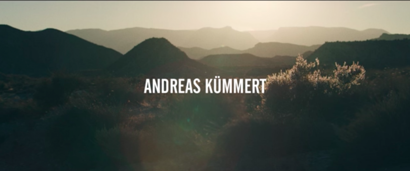 Polydor/A.Kuemmert: Video Shoot, DoP: Ben Wolf