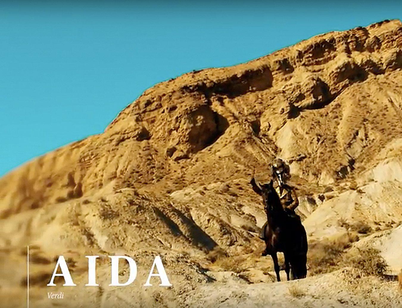 AIDA_Opera Australia_Digital, Director/Choreograph: Davide Livermore, CD/EP: Paolo Gep Cucco, Agency D-Wok Italia