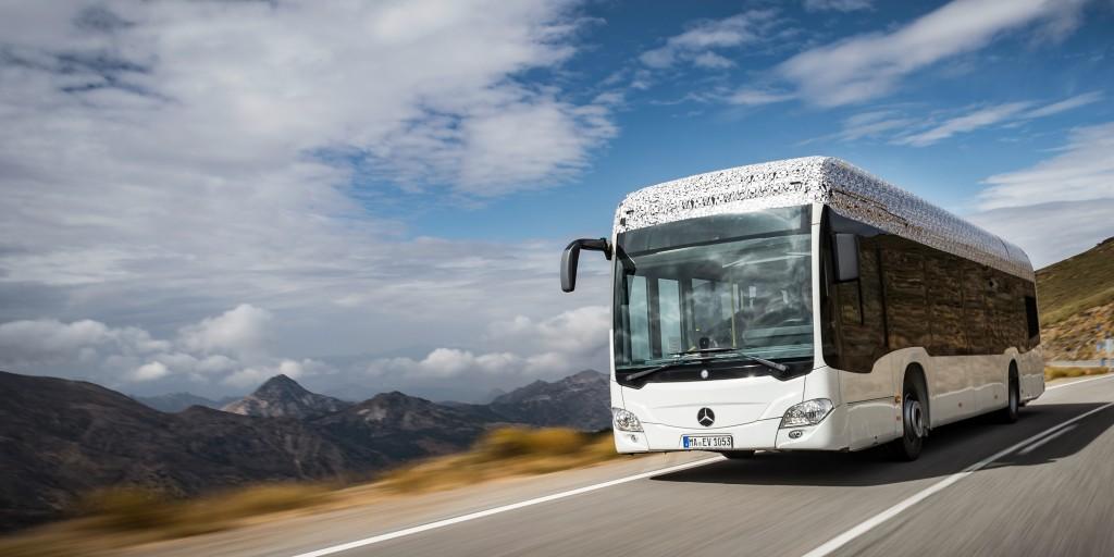 Daimler Benz EvoBus E-Citaro, Agency: fischerAppelt