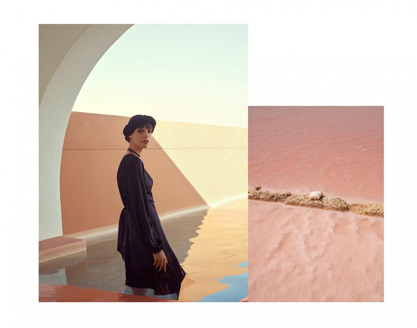 RESERVED Fashion_Photographers: Magda Wunsche & Aga Samsel / SameSame_Styling: Andrzej Sobolewski_MUA: Wilson_Hair: Michał Bielecki_Production: New Order Warsaw